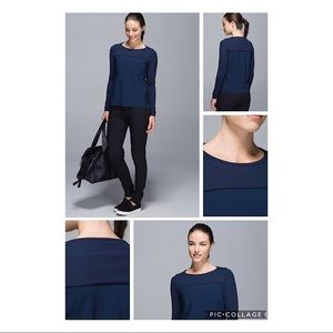lululemon athletica Tops - Lululemon Out Of This World Long Sleeve Top